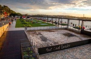 Coal Loader, open space, community